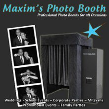 Maxims Photo Booth