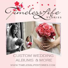 Timeless Life Stories Custom Wedding Albums