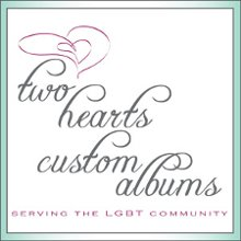 Two Hearts Custom Albums
