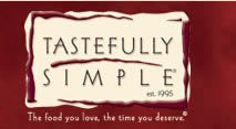 Tastefully Simple By Lindsay