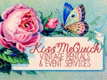 Kiss Me Quick Vintage Rentals and Event Services