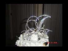Tiara Bella Cake Jewelry