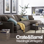 Crate and Barrel The Natick Collection