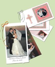 Keepsake Wedding Booklets produced by Happily Ever After