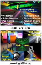 LightMikenet Event Lighting Service