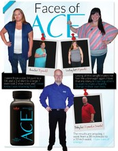 Lose weight with ACE