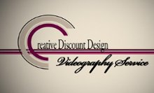 Creative Discount Design Video Service