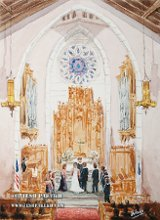 Teshs LIVE Wedding And Event Paintings