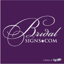 BridalSigns com