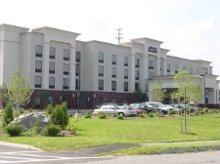 Hampton Inn and Suites Manchester Bedford NH