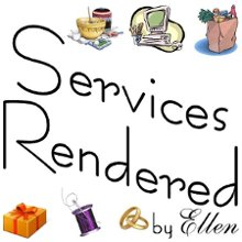 Services Rendered by Ellen