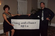 a Song and a Dance DJ Co