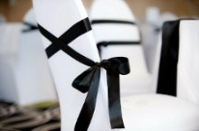 Chicago Satin Chair Covers Rental and Wedding Decoration