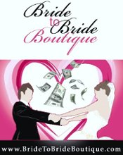 Bride to Bride Boutique wwwbridetobrideboutiquecom