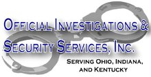 Official Investigations and Security Services Inc