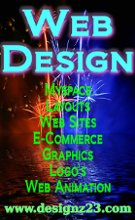 Designz23 Web Design