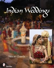 Indian Weddings book