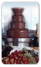 CHOCOLATE FOUNTAIN HEAVEN