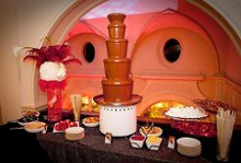 Chocolate Fantasy Fountains and Classic Photo Booths
