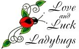 Love and Luck Ladybugs