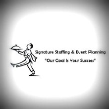 Signature Staffing and Event Planning