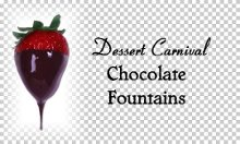 Dessert Carnival Chocolate Catering