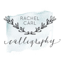 Rachel Carl and CO Calligraphy
