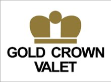 Gold Crown Valet