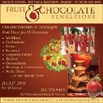Fruit and Chocolate Sensations