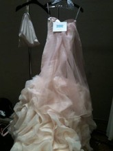 Bridal Steam On site Gown Pressing