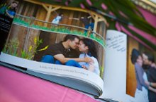 Guest Books by AKDWeddings