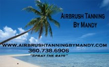 Airbrush Tanning by Mandy
