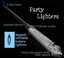The Party Lighters