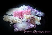 Xpressions Custom Garters and Charms