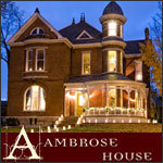 Events Nashville at The Ambrose House