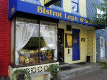 Bistrot Lepic and Wine Bar