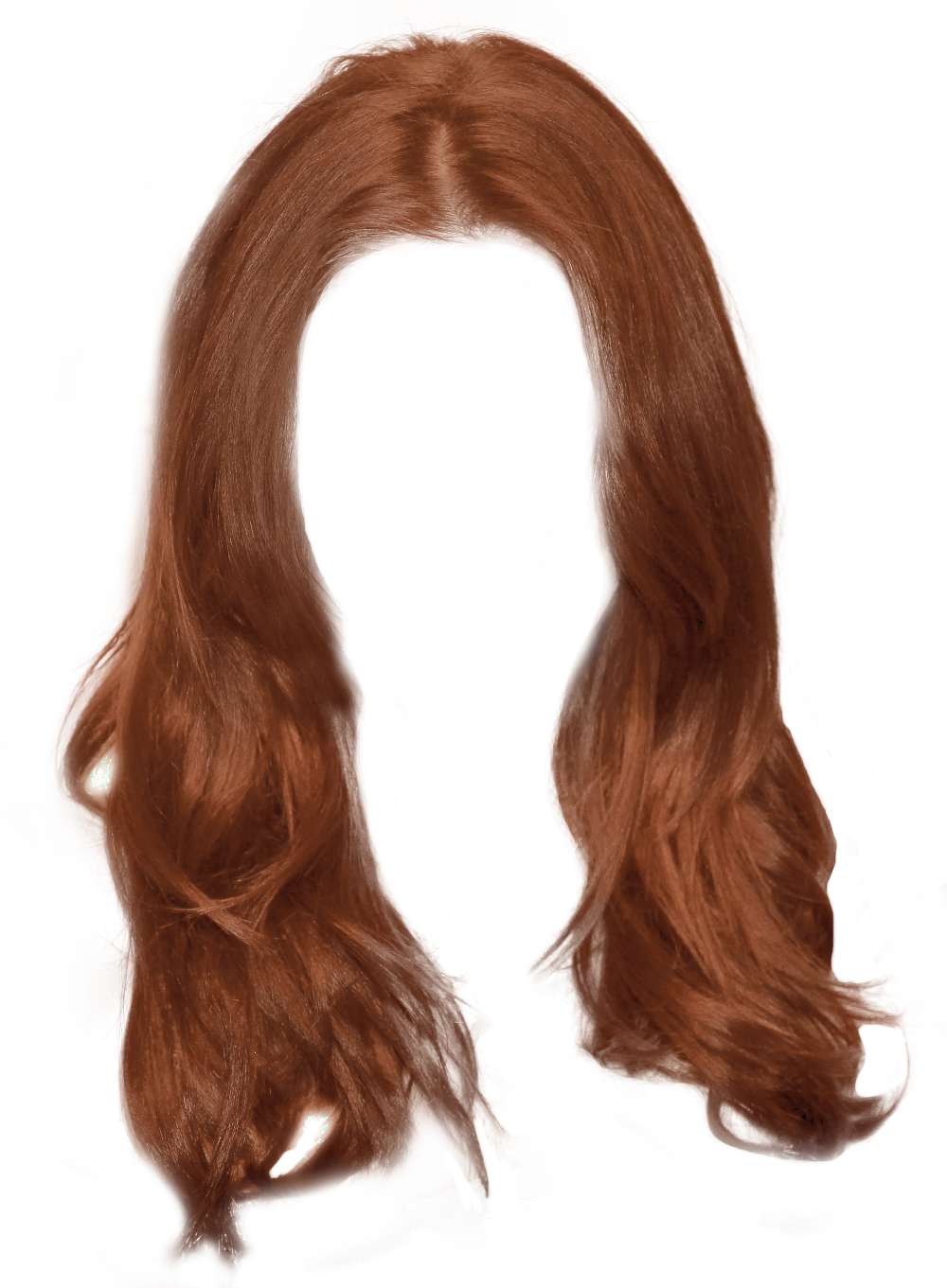 Hairstyle Png : Step2:Select Hair Styles